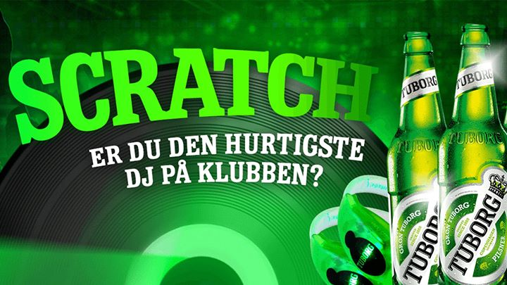 Tuborg Scratch + HHX Afterparty ◆ EAST END