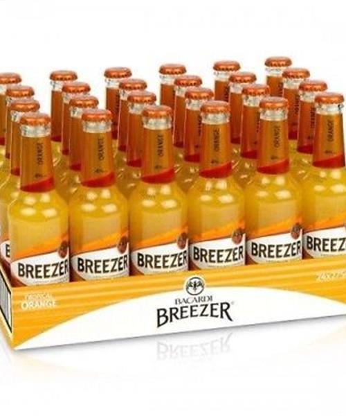 Breezer Orange 24 stk