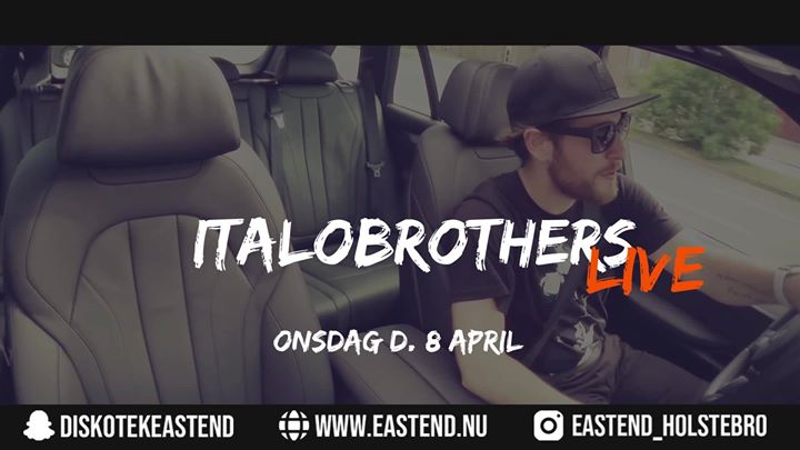 Aflyst - Italobrothers // East End