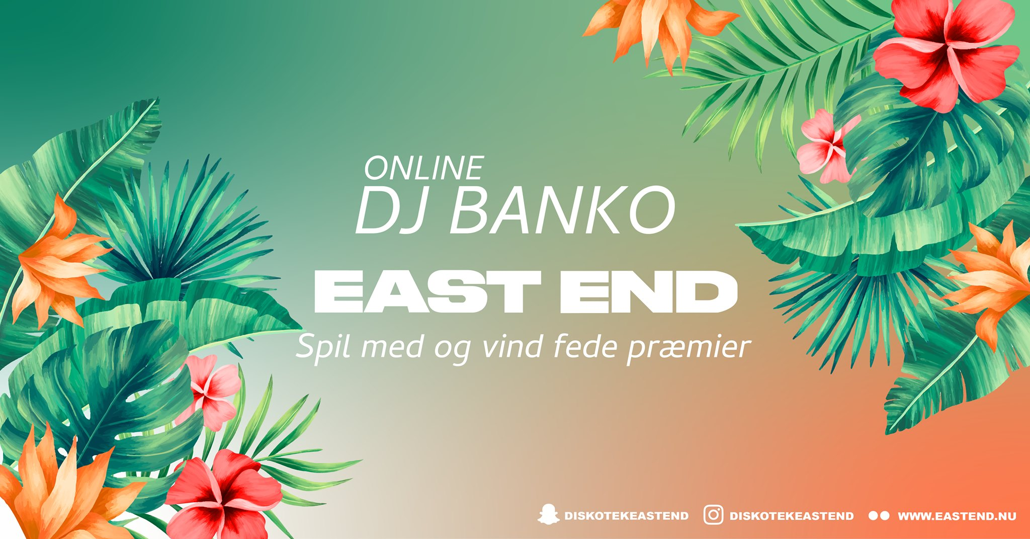 ONLINE DJ-BANKO // EAST END